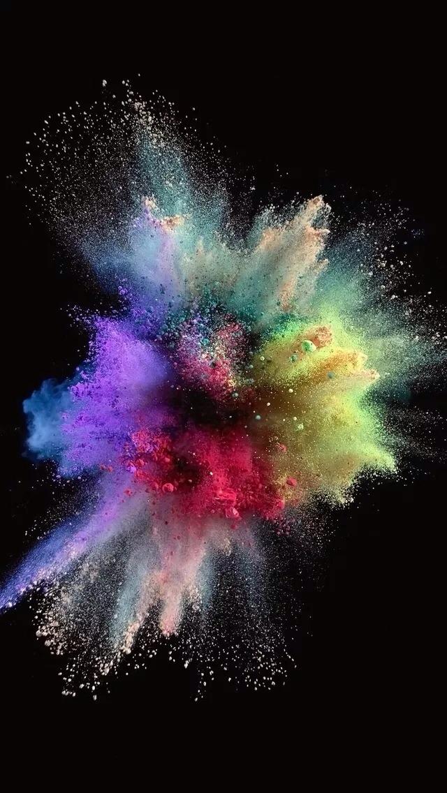 rainbowexplosion